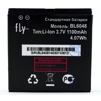 Аккумулятор BL6048 для Fly IQ239 ERA Nano 2 (ORIGINAL) 1100mAh