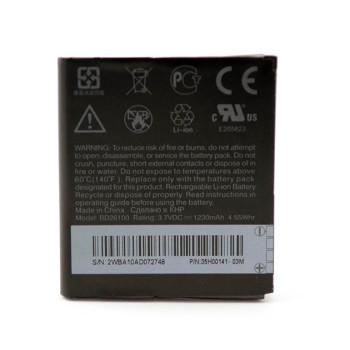 Аккумулятор для BD26100 для HTC Desire HD/G10/A9191, Surround 7, Ace, Mondrian, Inspire 4G (ORIGINAL) 1230мAh