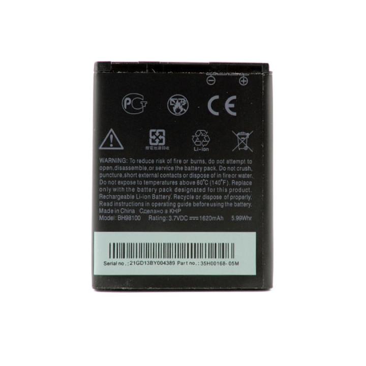 Аккумулятор BH98100 (HTC BA S910) для DESIRE SV, T326E (ORIGINAL) 1620мAh