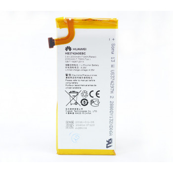 Аккумулятор HB3742A0EBC для Huawei Ascend P6, P7, P7 mini, 2000мAh