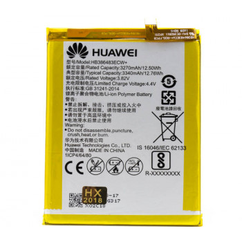Аккумулятор HB386483ECW+ для Huawei G9 Plus, Honor 6X, GR5 2017 (ORIGINAL) 3270мAh