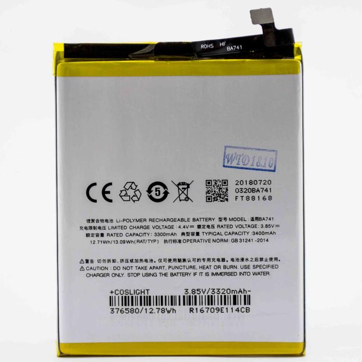 Аккумулятор BA741 для Meizu E2 (Original) 3400мAh