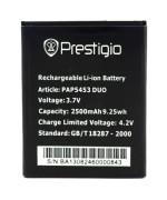 Акумулятор PAP5453 для Prestigio MultiPhone 5453 DUO (Original) 2500mAh