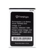 Аккумулятор PSP5502 DUO для PRESTIGIO Muze A5 PSP 5502 DUO, 3506 Wize M3, 3507 Wize N3, 2000mAh
