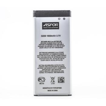 Аккумулятор Aspor EB-BG850BBC для Samsung Galaxy Alpha G850, G850F, G8508 (Original) 1860mAh