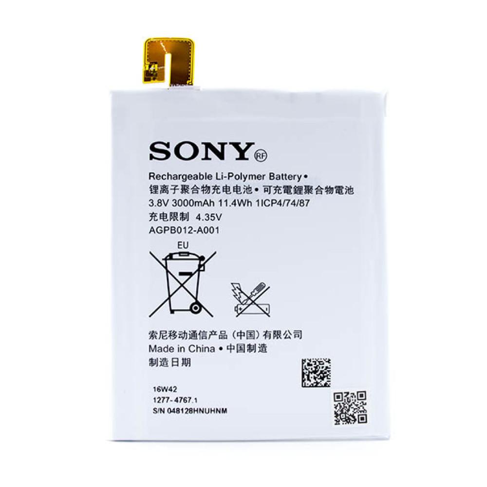 Agpb012 A001 Sony Xperia T2 Ultra Dual Baterai D530x