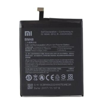 Аккумулятор BM48 для Xiaomi Mi Note 2, 4000мAh
