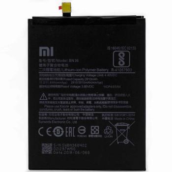Аккумулятор BN36 для Xiaom Mi 6X/ Mi A2 (Original), 3010мAh