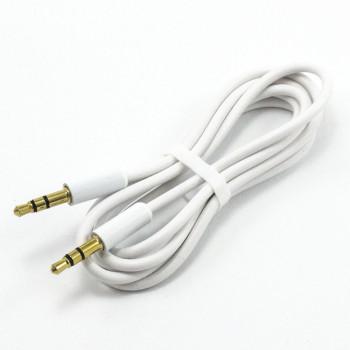 Aux кабель Inkax AL-05 1м White