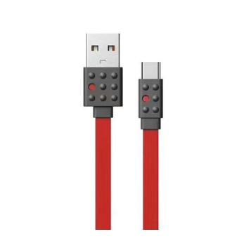 DATA-кабель PRODA Lego Series USB Type-C PC-01a 120 см