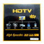 Шнур E-Cable HDMI - HDMI 1.4V High Speed 3м, Black