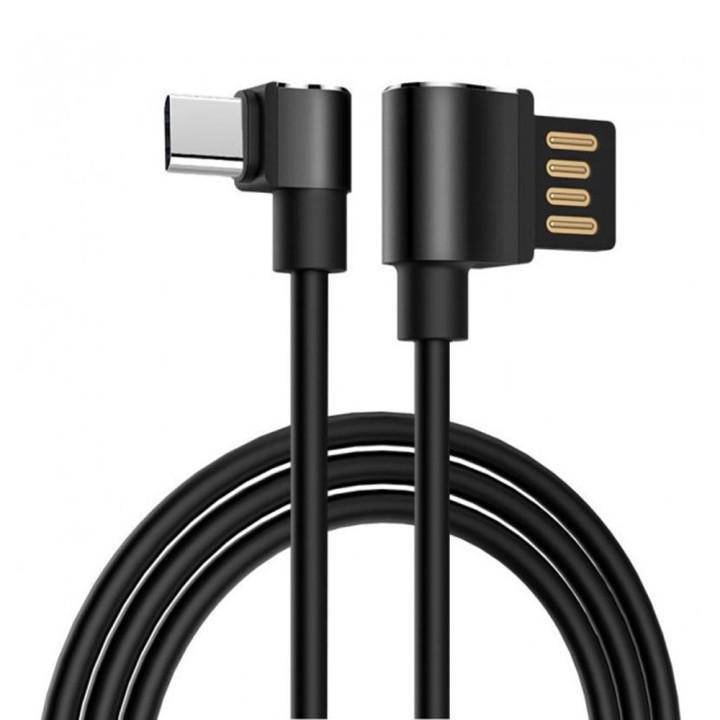 DATA-кабель Hoco U37 Type C, Black 1.2 м.