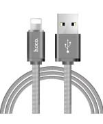 Дата кабель Hoco U5 Lightning 1,2м
