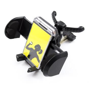Держатель автомобильный iMount JHD-25HD02 в дефлектор Black