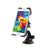 Автомобільний тримач для смартфонів iMount JHD-07HD69 Black