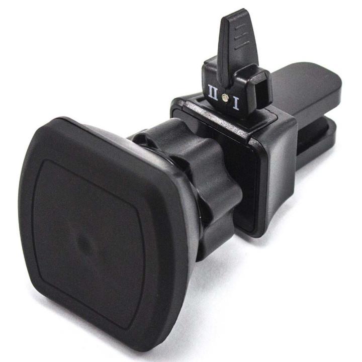 Автомобильный магнитный держатель Lesko ML-063 Black