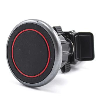 Автомобильный магнитный держатель Magneto Plus MH-Q2 для смартфонов в дефлектор Black