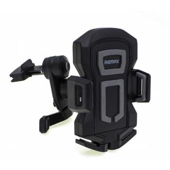 Автомобильный держатель Remax RM-C14 в дефлектор автомобиля , black