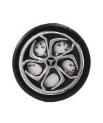 Кольцо-подставка, держатель для смартфона Unipha Car Wheel