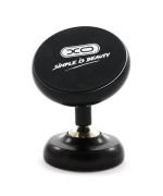 Автомобильный магнитный держатель XO C27 Black