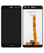Дисплейний модуль (LCD дисплей + touch screen) для Huawei Y5 2017 Black