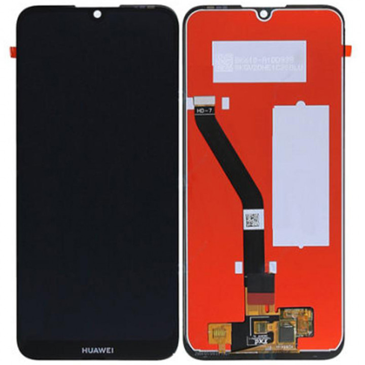 Дисплейний модуль (LCD дисплей + touch screen) для Huawei Y6 2019 Black