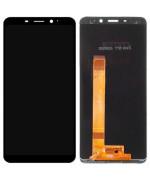 Дисплейний модуль (LCD дисплей + touch screen) для Meizu M6s Black