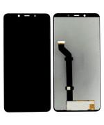 Дисплейный модуль (LDC дисплей + Touch Screen) для Nokia 3.1 Plus, Black