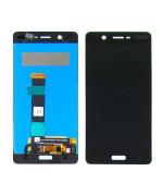 Дисплейный модуль (LDC дисплей + Touch Screen) для Nokia 5, Black
