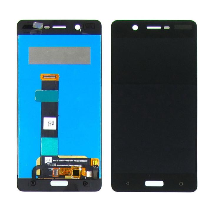 Дисплейний модуль (LDC дисплей + Touch Screen) для Nokia 5, Black