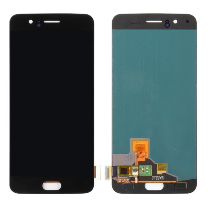 Дисплейный модуль (LCD дисплей + TOUCH SCREEN) для OnePlus 5, Black