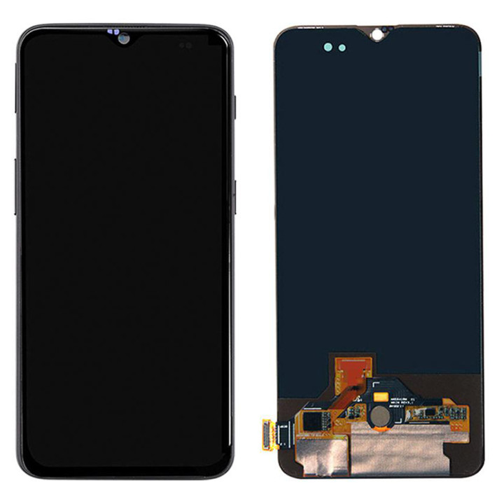 Дисплейний модуль (LCD Дисплей + TOUCH SCREEN) для OnePlus 6T, Black