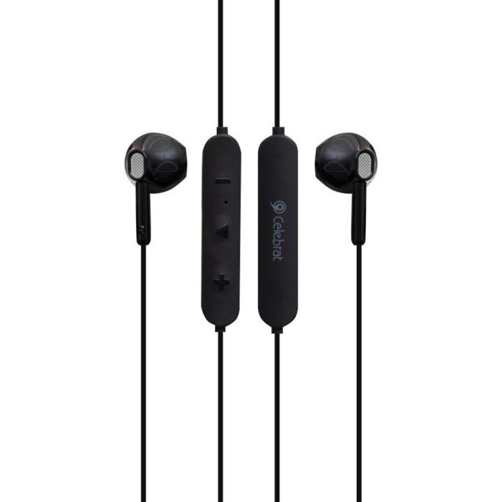 Bluetooth наушники-гарнитура Celebrat A17, Black