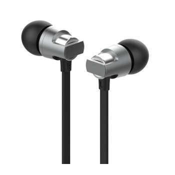 Вакуумні навушники-гарнітура Celebrat C8 з мікрофоном
