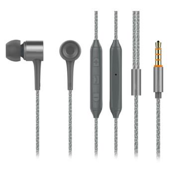 Вакуумні навушники-гарнітура Celebrat C9 з мікрофоном