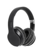 Полноразмерные Bluetooth наушники-гарнитура Celebrat SKY-6, Black