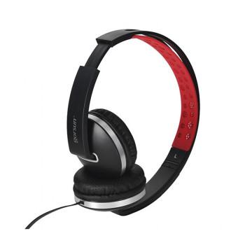 Навушники-накладки Gorsun GS-785 з мікрофоном та регулятором гучності
