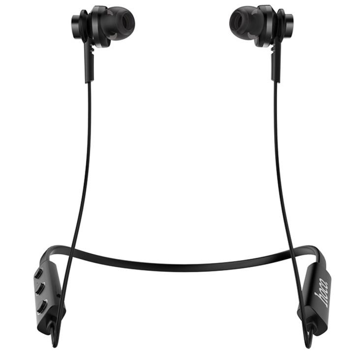 Bluetooth наушники-гарнитура Hoco ES18, Black
