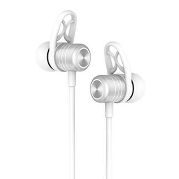 Bluetooth навушники-гарнітура Hoco ES14 Plus, White