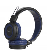 Повнорозмірні Bluetooth наушники-гарнітура Hoco Extra Bass W16