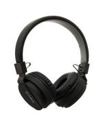 Повнорозмірні Bluetooth навушники-гарнітура Inkax HP-05 Black