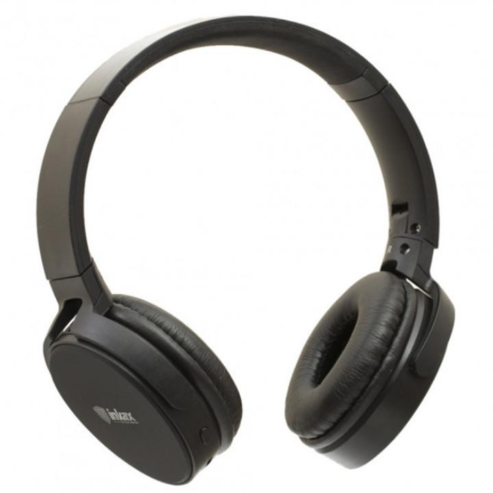 Полноразмерные Bluetooth наушники-гарнитура Inkax HP-06 Black