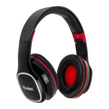 Повнорозмірні Bluetooth наушники-гарнітура Inkax HP-07, Black