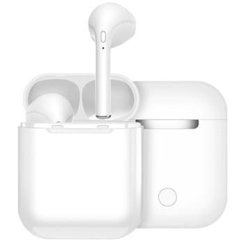 Bluetooth наушники гарнитура  TWS i10-max White