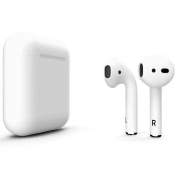 Bluetooth наушники-гарнитура TWS i12 White
