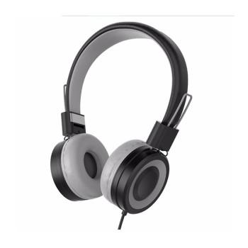 Повнорозмірні навушники накладки YISON HP-163 HiFi з мікрофоном
