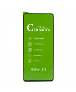 Захисна плівка Ceramics Full coverage film для Samsung Galaxy A71 Black