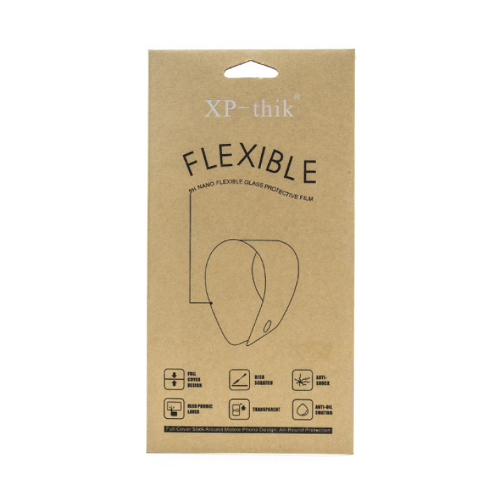 Гнучка захисна плівка-силікон XP-thik Flexible Full Cover для Huawei Y3 2017