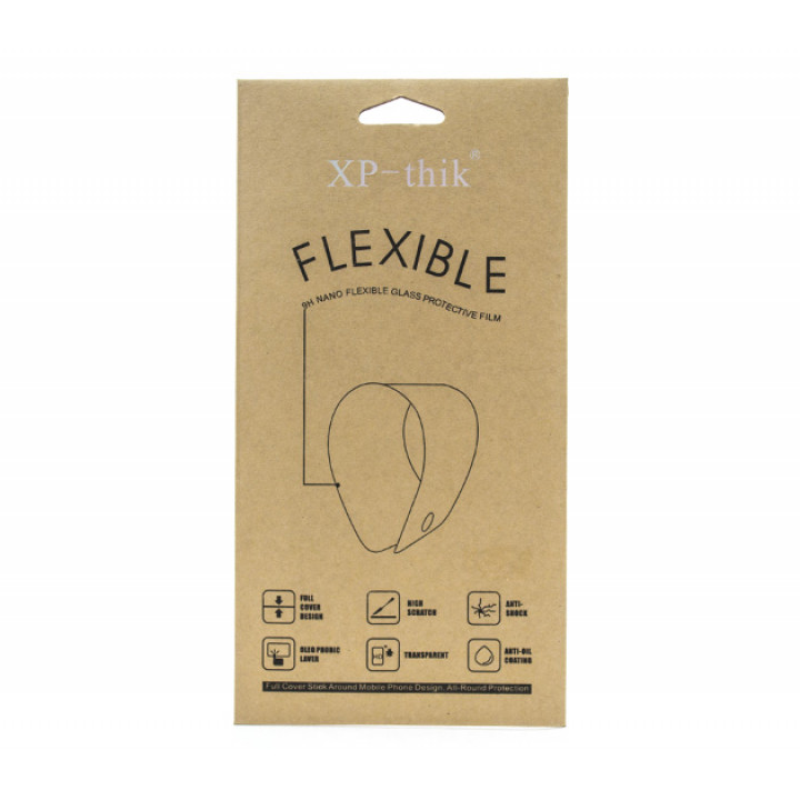 Гибкая защитная пленка-силикон XP-thik Flexible Full Cover для Meizu 15 / Meizu 15 Lite