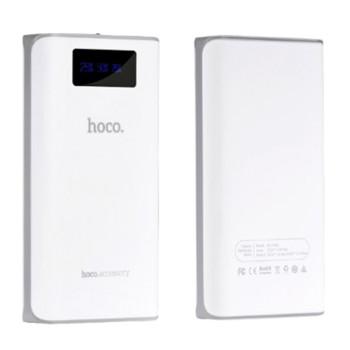 Портативная батарея Power Bank Hoco B3 15000 mAh White